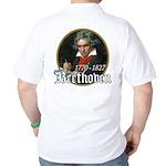 Ludwig von Beethoven Golf Shirt
