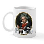 Ludwig von Beethoven Mug