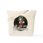 Ludwig von Beethoven Tote Bag