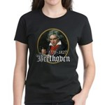 Ludwig von Beethoven Women's Dark T-Shirt