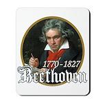 Ludwig von Beethoven Mousepad
