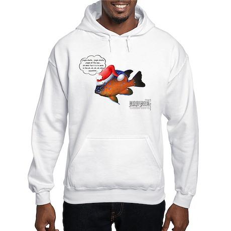 Holiday Garibaldi Hooded Sweatshirt