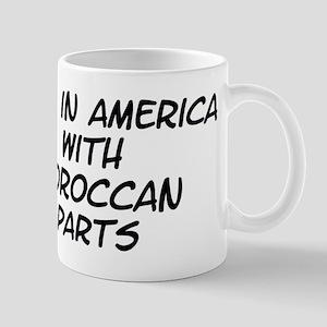 Moroccan Parts Mug