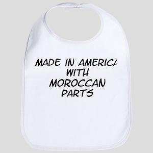 Moroccan Parts Bib