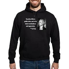 Thomas Jefferson 26 Hoodie (dark)
