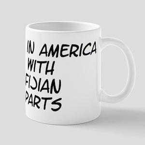 Fijian Parts Mug