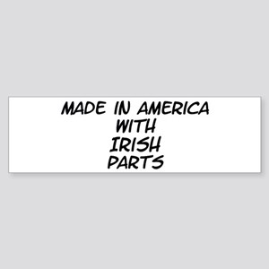 Irish Parts Bumper Sticker