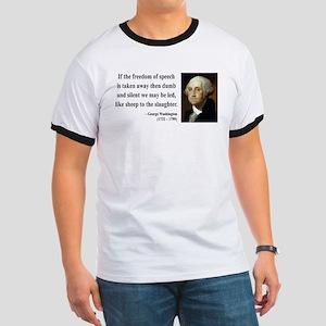 George Washington 3 Ringer T