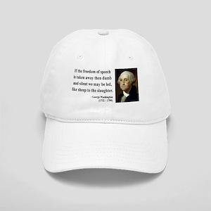 George Washington 3 Cap
