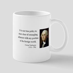 George Washington 6 Mug