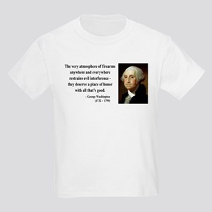 George Washington 13 Kids Light T-Shirt
