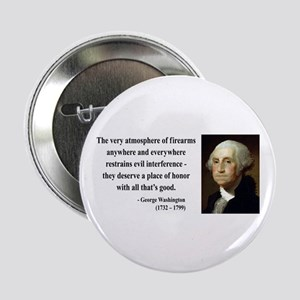 "George Washington 13 2.25"" Button"
