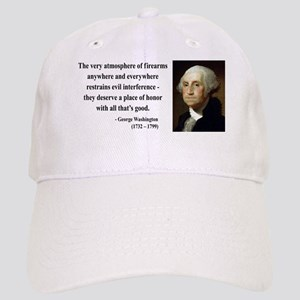 George Washington 13 Cap