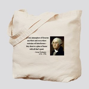 George Washington 13 Tote Bag