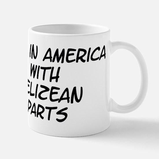 Belizean Parts Mug