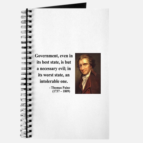 Thomas Paine 2 Journal