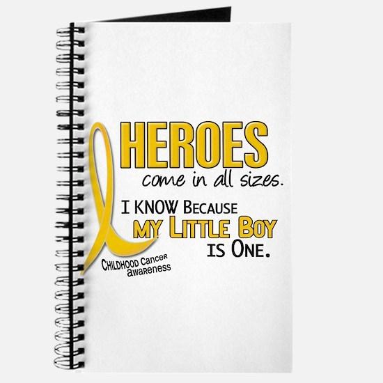 Heroes All Sizes 1 (Little Boy) Journal