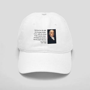 James Madison 6 Cap
