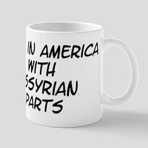 Assyrian Parts Mug