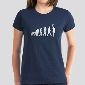 Tourist Guide Historian Women's Dark T-Shirt