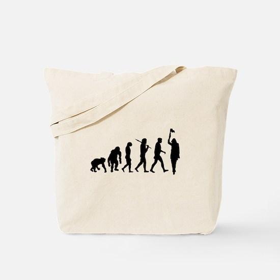 Tourist Guide Historian Tote Bag