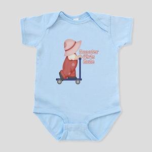 Scooter Girls Rule Infant Bodysuit