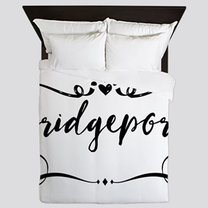 Bridgeport Queen Duvet