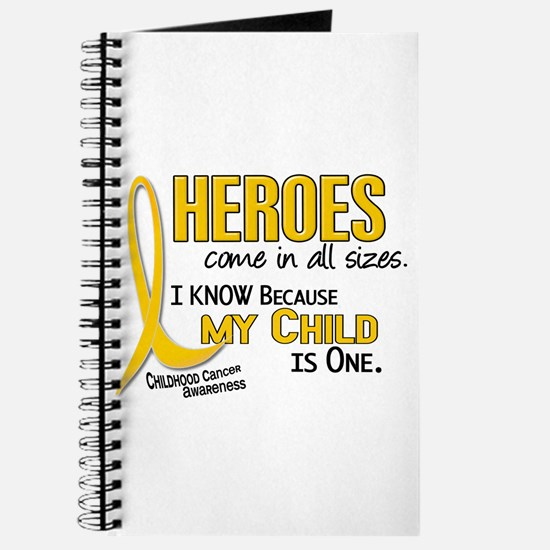 Heroes All Sizes 1 (Child) Journal