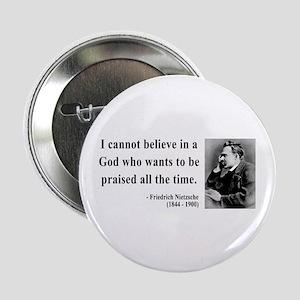 """Nietzsche 5 2.25"""" Button"""