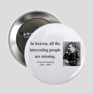 """Nietzsche 8 2.25"""" Button"""