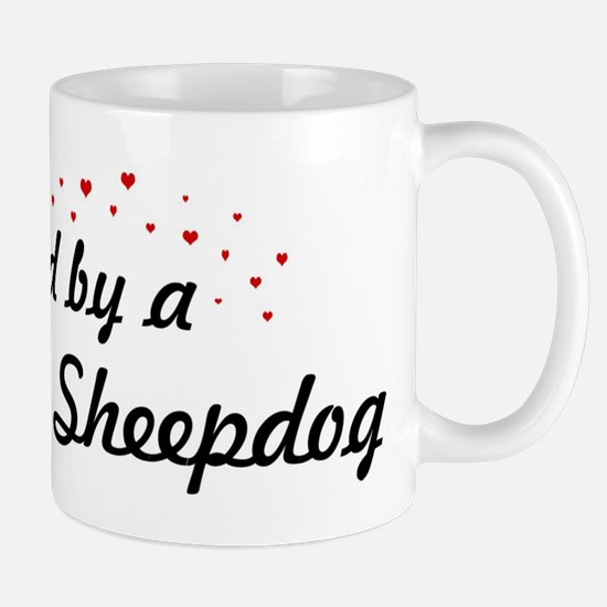 Loved By Shetland Sheepdog Mug