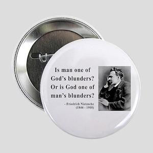 """Nietzsche 11 2.25"""" Button"""