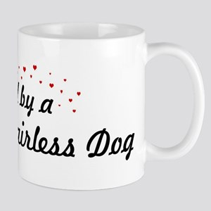 Loved By Mexican Hairless Dog Mug
