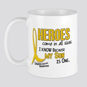 Heroes All Sizes 1 (Son) Mug