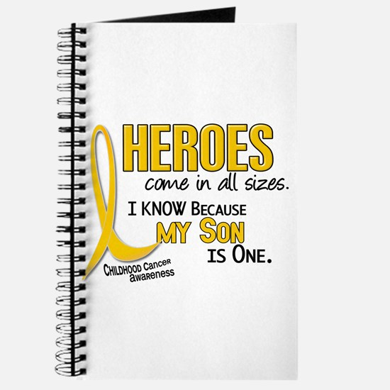 Heroes All Sizes 1 (Son) Journal