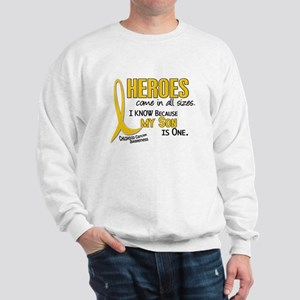 Heroes All Sizes 1 (Son) Sweatshirt