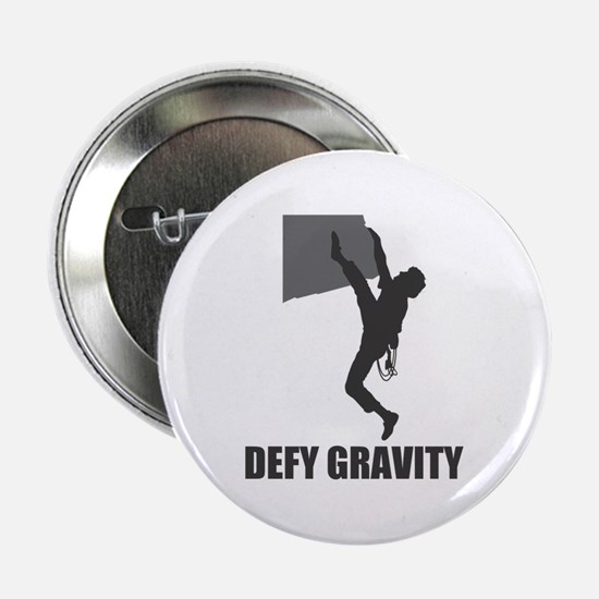 "Defy Gravity 2.25"" Button"
