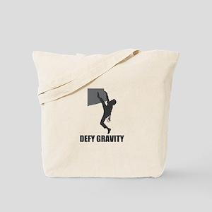 Defy Gravity Tote Bag