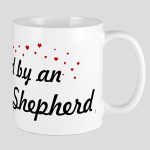 Loved By English Shepherd Mug