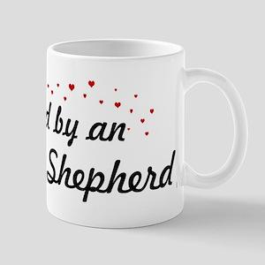 Loved By English Shepherd Mug