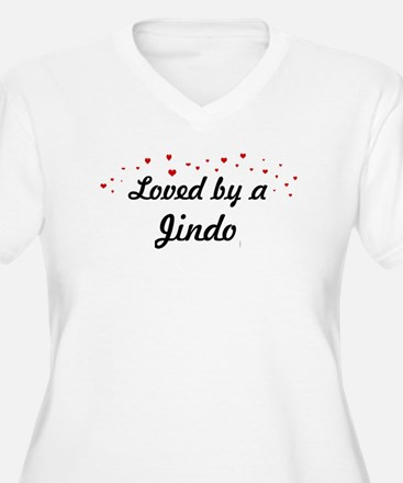 Loved By Jindo T-Shirt