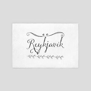 Reykjavík 4' x 6' Rug