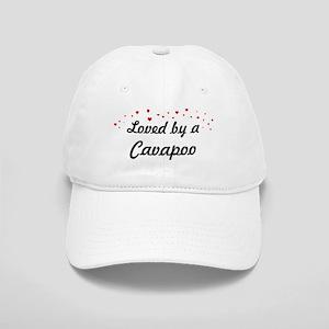 Loved By Cavapoo Cap