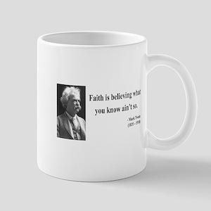 Mark Twain 19 Mug