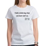 Mark Twain 19 Women's T-Shirt
