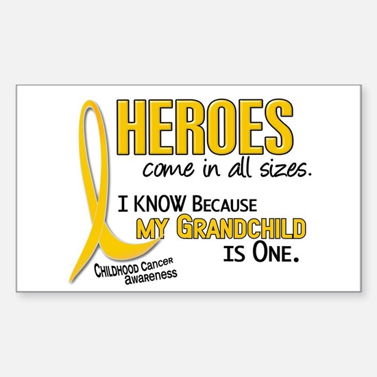 Heroes All Sizes 1 (Grandchild) Decal