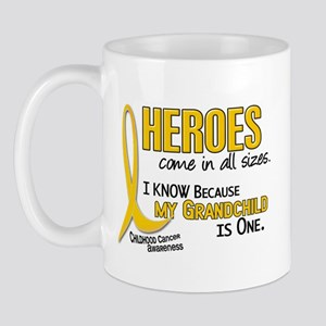 Heroes All Sizes 1 (Grandchild) Mug