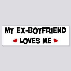 my ex loves me