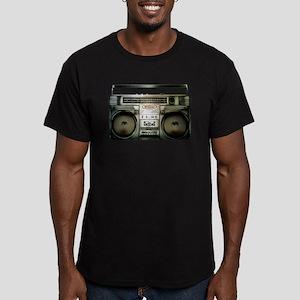 RETRO BOOMBOX Women's Dark T-Shirt