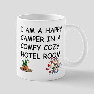 I AM A HAPPY CAMPER Mug